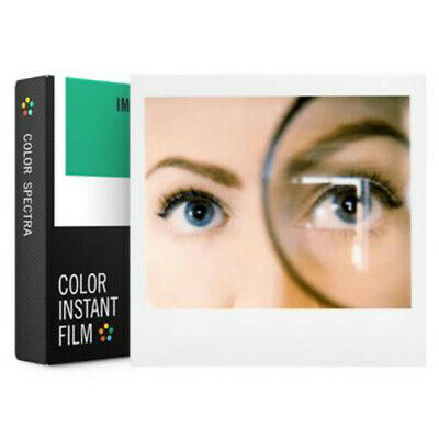 New Polaroid Spectra Single film