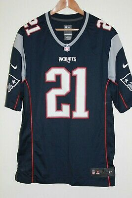NFL  Malcolm Butler #21 New England Patriots  Jersey Mens -XL -