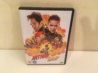 Ant-Man and the Wasp DVD (2018) Tested VGC Free Postage