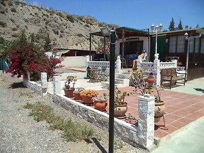 Chalet Caravan for Sale on Site in Almeria Spain Sleeps 8 Property Gador