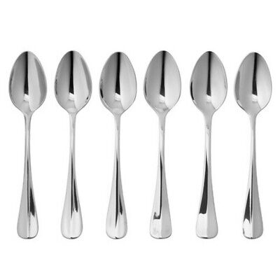 Oneida  Savor Teaspoons Stainless Steel - Set of 6 - NEW