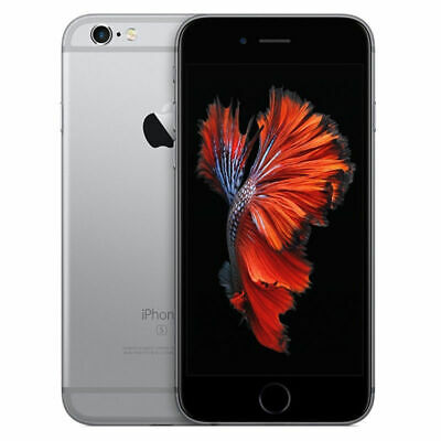 Apple iPhone 6s 128GB Factory GSM Unlocked T-Mobile AT&T Smartphone - Space Gray