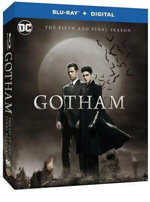 Gotham: The Complete Fifth and Final Season (2019) Blu-Ray Disc + Digital Copy