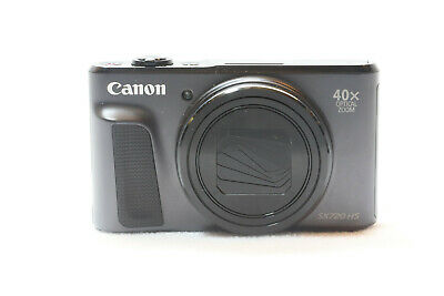 Canon Powershot SX720 Hs 20MP 40x Zoom Óptico Digital Cámara Compacta -bb 174