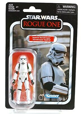 Star Wars Imperial Stormtrooper Figure Vintage Collection MOC 2018 Hasbro