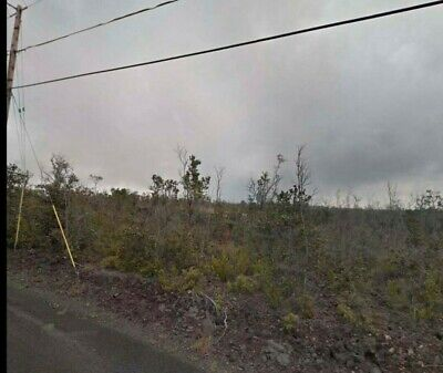 Ocean View Hawaii Land for sale
