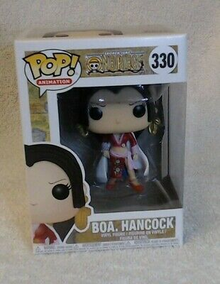 "Funko Pop Animation! ""Shonen Jump One Piece"" Boa. Hancock (330)"