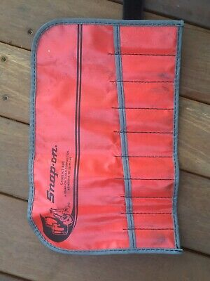 Snap On Small Tool Pouch