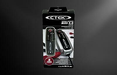 CTEK MXS 5.0 12V Battery Charger / Conditioner Car Caravan Bike Leisure Boat etc