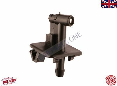 FRONT WINDSCREEN WASHER JET NOZZLE FOR FIAT FIORINO Kombi Van 225 1353227080