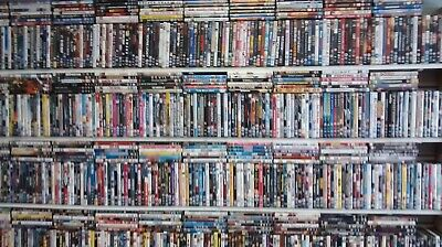 Dvd Bundle Job Lot X 100 All Different Action Horror Thriller Sci-Fi FREE POST