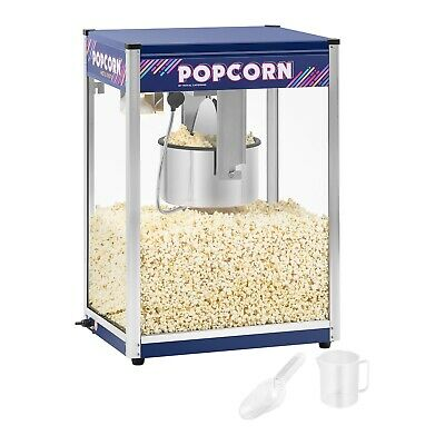Big Popcorn Maker  Professional Popcorn Machine Commercial Popcorn Maker 220V