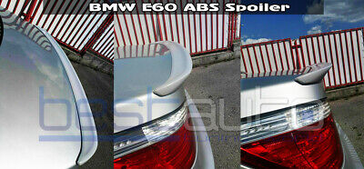 BMW E60 5 Series Saloon Rear Boot Trunk Wing Spoiler AC-S Style ABS (2003-2010)