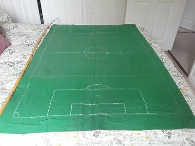 Vintage Subbuteo Pitch.  Early 1970s