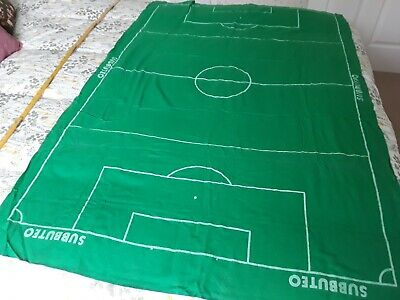 Vintage Subbuteo Pitch, Early 70s