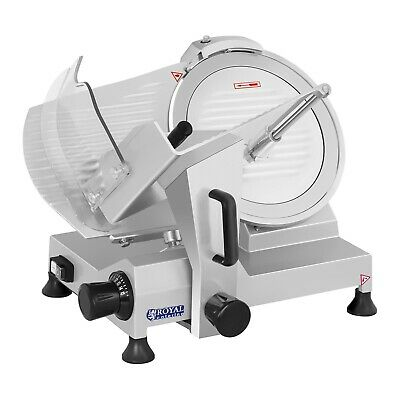 Gastro Electric Meat Slicer Professional Sausage Cutter Commercial Meat Cutter