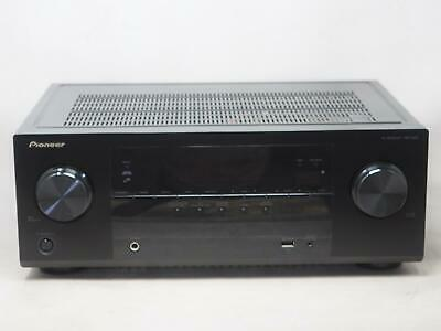 PIONEER VSX-522-K 5.1 Channel Amplifier Receiver Works Great! Free Shipping!