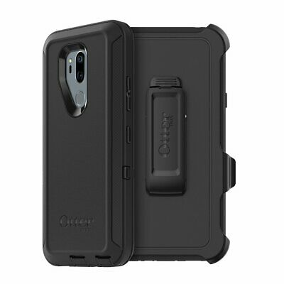 OtterBox Defender Series Case Multi Layer Protection for LG G7 ThinQ - Black