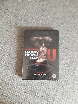 Happy death day 2u dvd Brand new and sealed