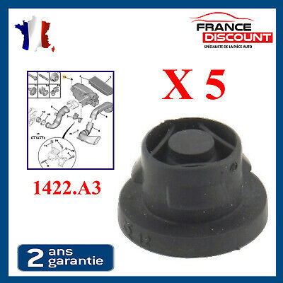 X5 Support Silent Bloc Filtre Air Admission 1422.A3 PSA 1.6 HDI 1422A3
