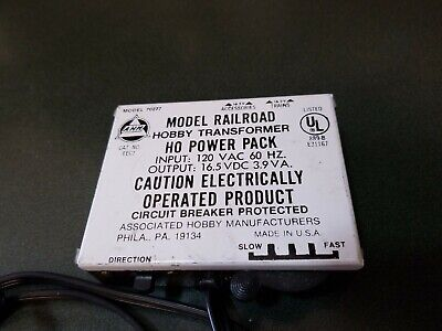 Transformers, Power & Control, Model Railroads & Trains, Toys