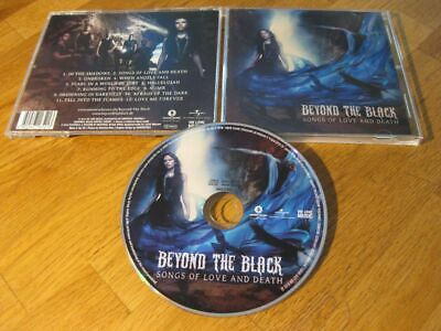 BEYOND THE BLACK songs of love and death CD 2015 |Within Temptation, Nightwish|