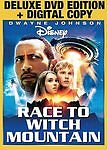 Race to Witch Mountain (DVD, 2009, 2-Disc Set, Includes Digital Copy)