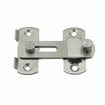 20x50x70mm Stainless Steel Home Safety Gate Door Bolt Latch Slide Lock Hard A8F4