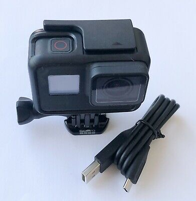 GoPro HERO7 Black 12 MP Waterproof 4K Camera Camcorder Touch Screen Fast Shiping