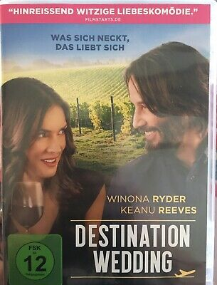 Destination Wedding Dvd Keanu Reeves Winona Ryder