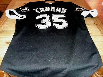 Chicago White Sox 2003 MLB All-Star Alt Frank Thomas Majestic Authentic Jersey