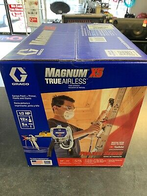 """Graco Magnum 262800 X5 Stand Airless Paint Sprayer """"New"""""""