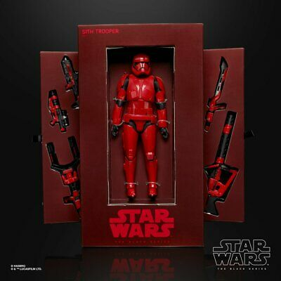 SDCC 2019 Hasbro Star Wars Black Series Sith Trooper Confirmed entry into booth
