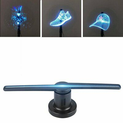 3D LED WiFi Holographic Projector Display Fan Hologram Advertising Player ey