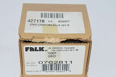 NEW Falk (Rexnord) 0762811 Grid Coupling Grid - 1030 Cplg Size, Steel Material