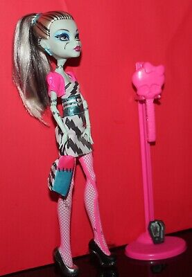 Monster High Frankie Stein Dawn Of The Dance Doll
