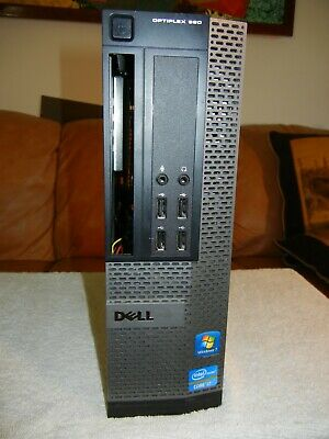 DELL OPTIPLEX 755 Small Form Factor, Dual Core2 2 33GHz, 2GB, 80GB