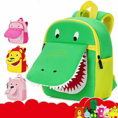 2019 Cute Child Backpacks Baby Girls Cartoon Animal Backpack Toddler School Bag