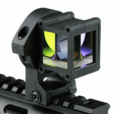 Tactical Reflect Angle Sight 360 Degree Rotate for Red Dot Holographic Sight AU