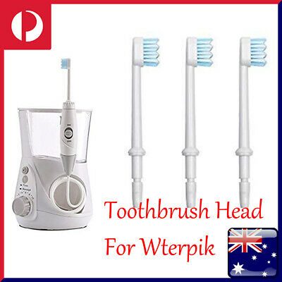 3Pcs Toothbrush Heads Replacement Accessories For WATERPIK Water Floss Oral Care
