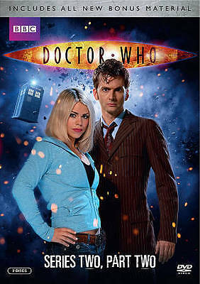 Doctor Who: Series Two, Part Two (2-Disc Set), David Tennant, DVD