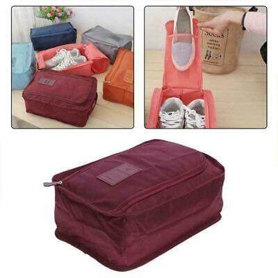 Foldable Travel Clothes Storage Bags Luggage Shoes Organizer Cube Pouch Pac U3O7