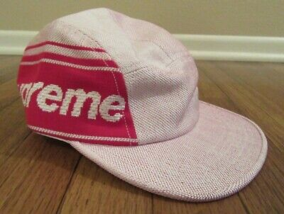 3ba327726 SUPREME NEPAL WOVEN Fitted Camp Cap / Hat Color: Blue - $55.00 ...