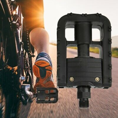 1 Pair Foldable Mountain Bicycle Road Bike Pedal Plastic Quality Cycling Part