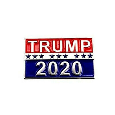 Donald Trump For President 2020 Republican Keep America Great Metal Pin Jewelry