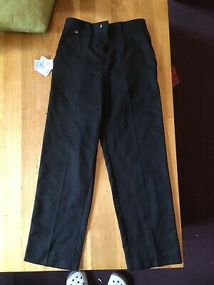 Boys school, formal trousers by Westwood, Teflon, age 9-10 size 34 New with tags