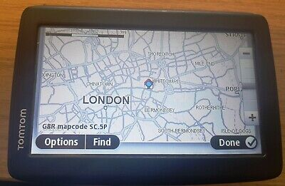 TomTom Start 25 5 Inch SAT NAV GPS Western Europe Lifetime Maps (Y3)