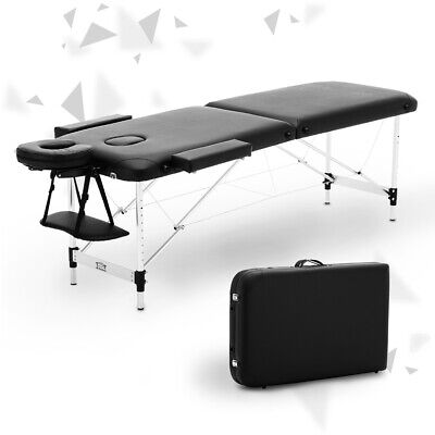 Lightweight Portable Folding Massage Table Beauty Salon Bed Therapy Relax Couch