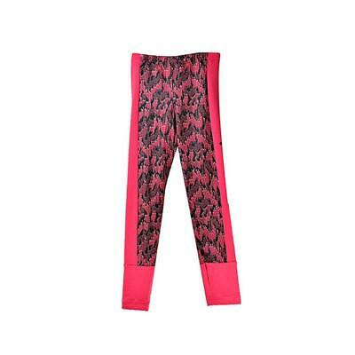 adidas Girls Kids Snake Print Leggings