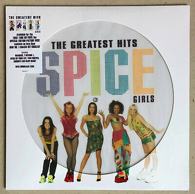 Spice Girls * The Greatest Hits * Limited Edition Picture Vinyl * New & Sealed!